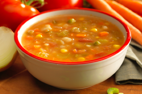 Frisch's Vegetable Soup